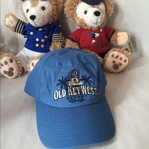 Walt Disney World Old Key West Resort Hat